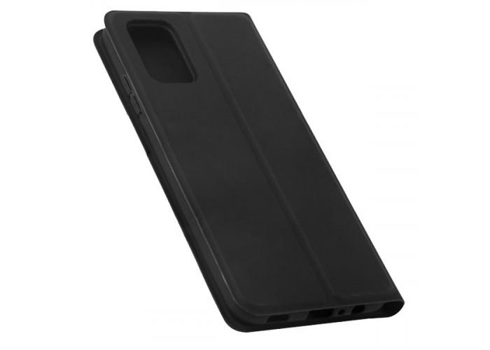 Чехол книжка для Samsung Galaxy A02S Red Line iBox Черный