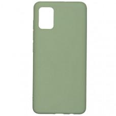 Силиконовый чехол для Samsung Galaxy A51 Red Line Ultimate Зеленый