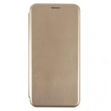 Чехол книжка для Samsung Galaxy A42 Red Line Unit Золотой
