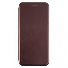 Чехол книжка для Samsung Galaxy A42 Red Line Unit Бордовый