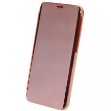 Чехол книжка для Realme 7 Clear View Розовый
