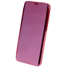 Чехол книжка для Realme 7 Clear View Фиолетовый