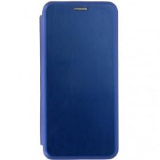 Чехол книжка для Samsung Galaxy A02S Book Cover Синий