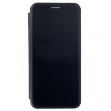 Чехол книжка для Samsung Galaxy A02S Book Cover Темно синий