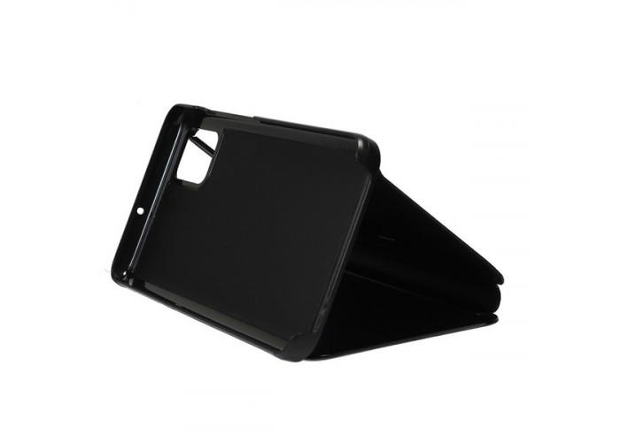 Чехол книжка для Samsung Galaxy A71 Clear View Черный
