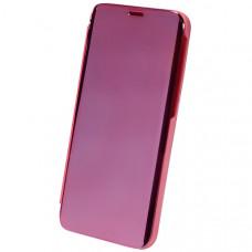 Чехол книжка для Samsung Galaxy A51 Clear View Фиолетовый