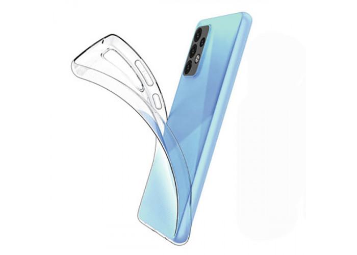 Силиконовый чехол для Samsung Galaxy A52 Ultra Thin Case Quality Прозрачный