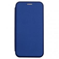 Чехол книжка для Samsung Galaxy A01 Core Book Cover Синий