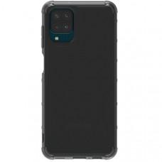 Силиконовый чехол для Samsung Galaxy M12 Araree M Cover GP-FPM127KDABR Черный