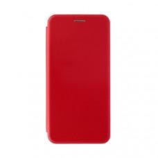 Чехол книжка для Xiaomi Redmi Note 10 Pro Book Cover Красный